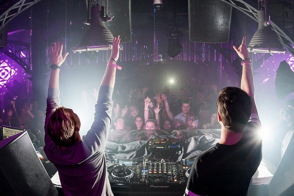 the best clubs in toronto