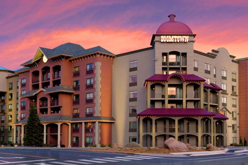 布姆敦赌场酒店