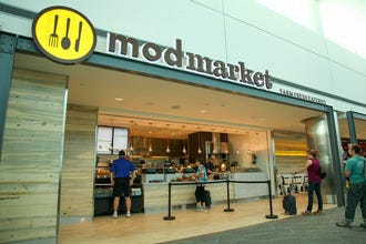 Modern Market: Enjoy Healthy Eats at Denver International Airport