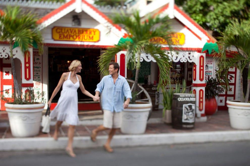 best caribbean destination for shopping winners 2015 10best readers 39 choice travel awards. Black Bedroom Furniture Sets. Home Design Ideas
