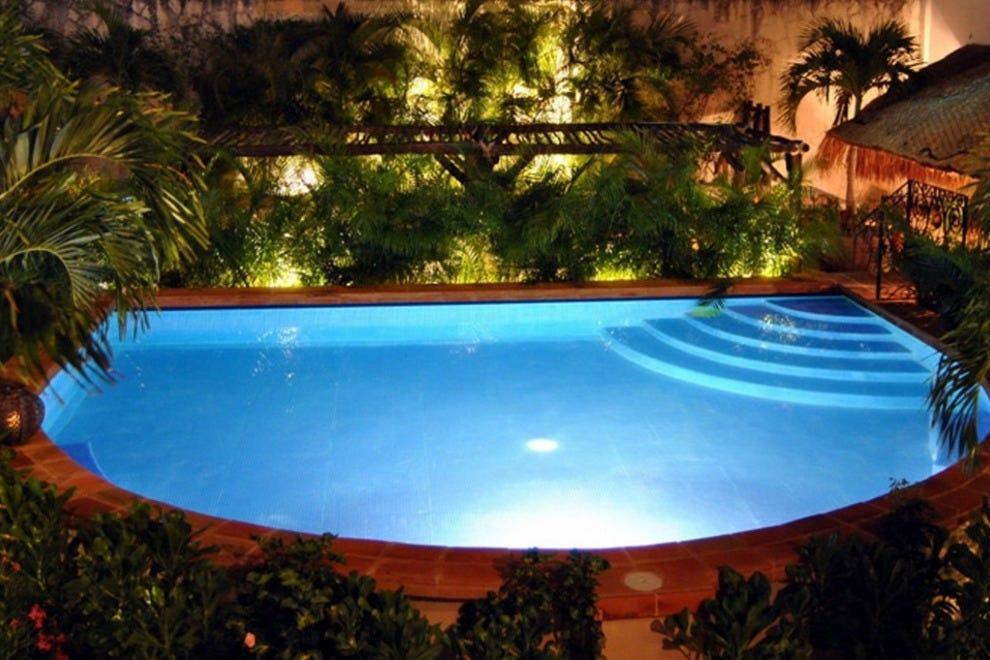 Playa del carmen 39 s best hotels hotels in canc n for Best boutique hotels playa del carmen