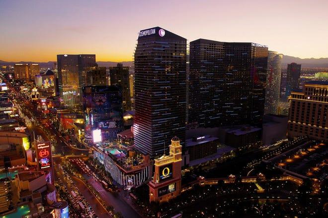 10 Best Hotels In Las Vegas Nv Usa Today 10best