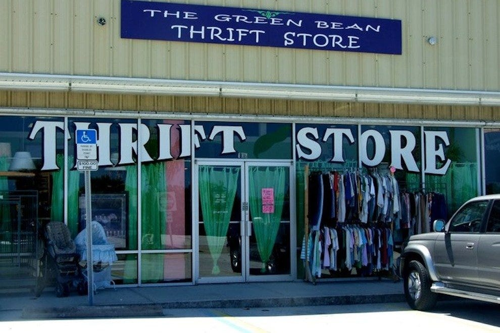 The Green Bean Thrift Store