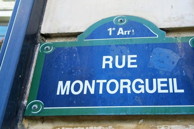 2nd Arrondissement - Montorgueil's Best Nightlife