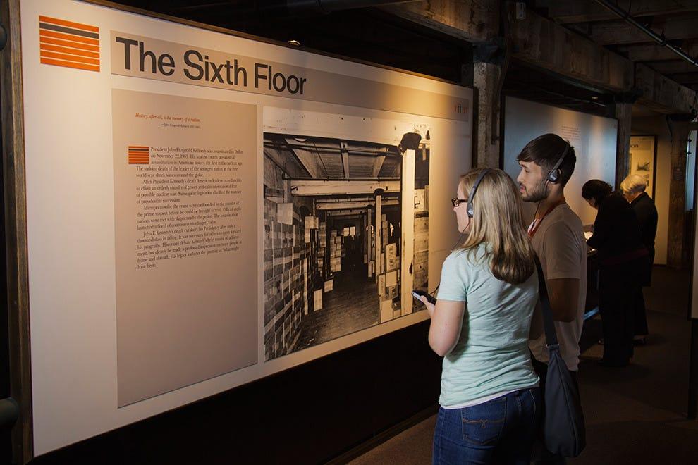 JFK Assassination at the Sixth Floor Museum