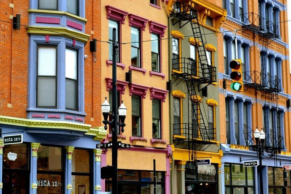 Over-the-Rhine Retail District