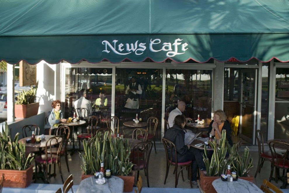 News Cafe Miami Beach Reviews