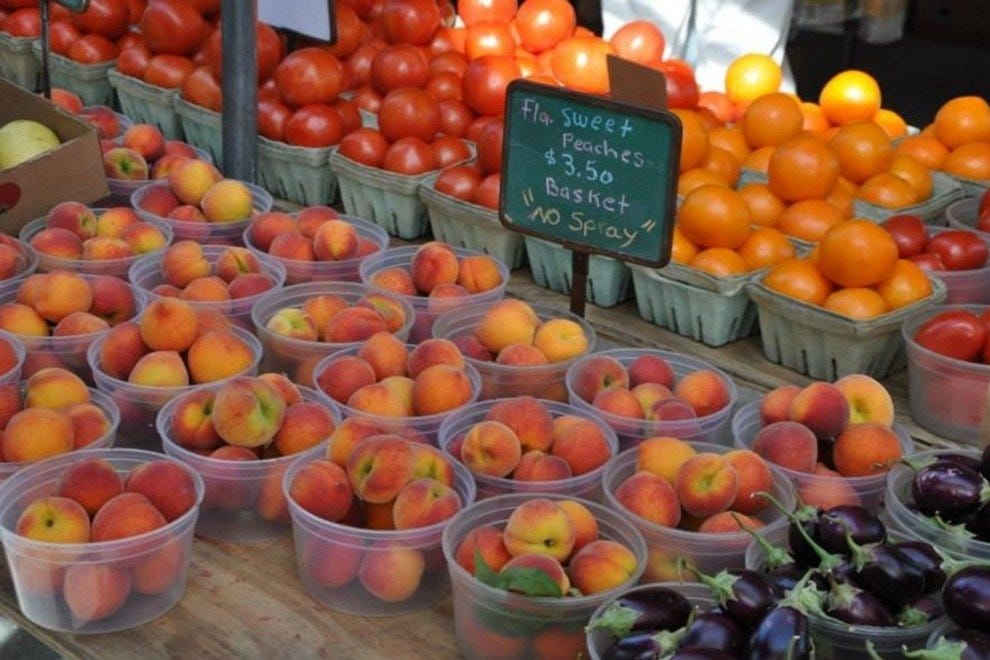 Winter Park Farmers' Market