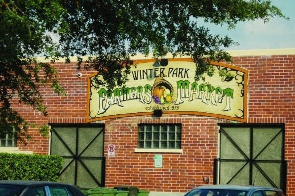 Winter Park Farmers 39 Market Orlando Shopping Review 10best Experts And Tourist Reviews