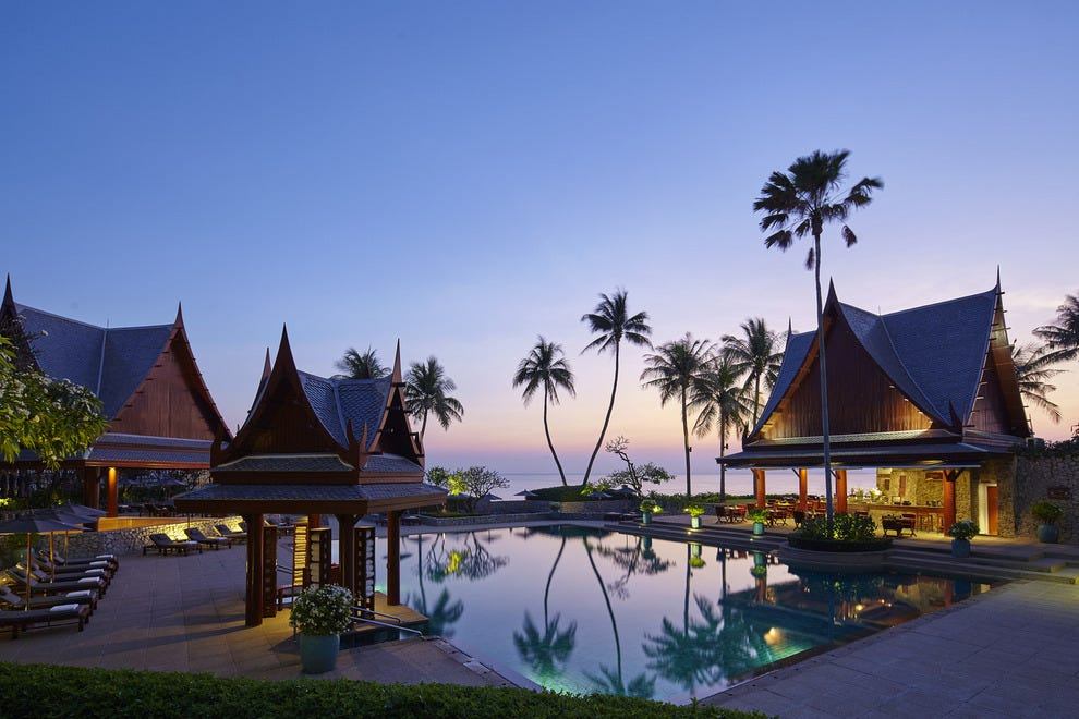 The gift of wellness comes packaged in gorgeous surroundings at Chiva-Som, in Hua Hin, Thailand.