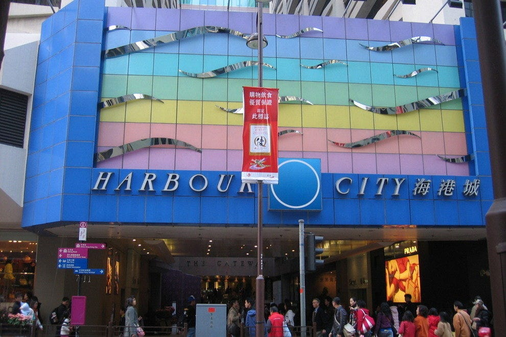 Shopping near Cruise Port: Shopping in Hong Kong