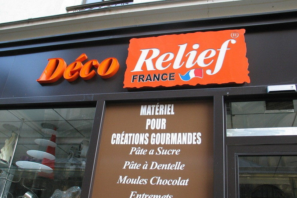Deco Relief: Paris Shopping Review - 10Best Experts and Tourist Reviews
