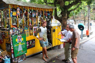 Rio's Kooky Bonzolandia: Shop for Souvenirs with a Difference