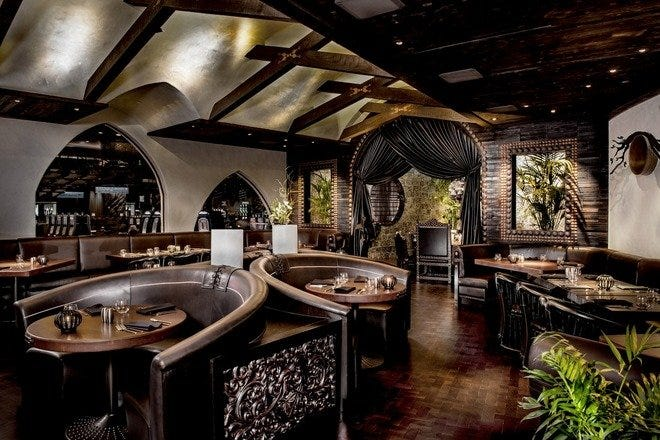 Javier S Las Vegas Restaurants Review 10best Experts And