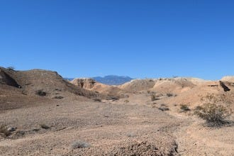 Tule Springs Fossil Beds: Las Vegas' nearest national monument