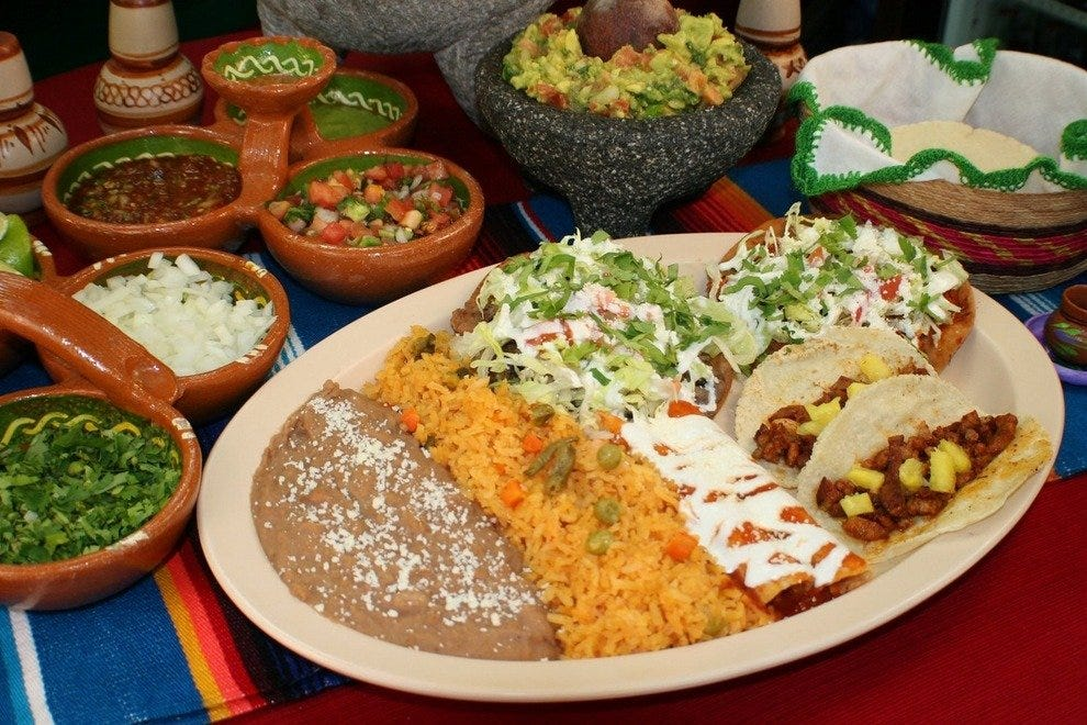 Mexican Food Places In Fort Worth Texas