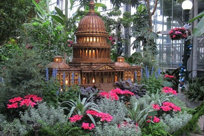 Gaylord National Resort And Convention Center Christmas On The Potomac Washington Attractions