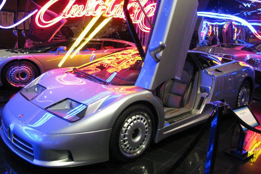 Car Museum Los Angeles >> Petersen Automotive Museum Los Angeles Attractions Review 10best