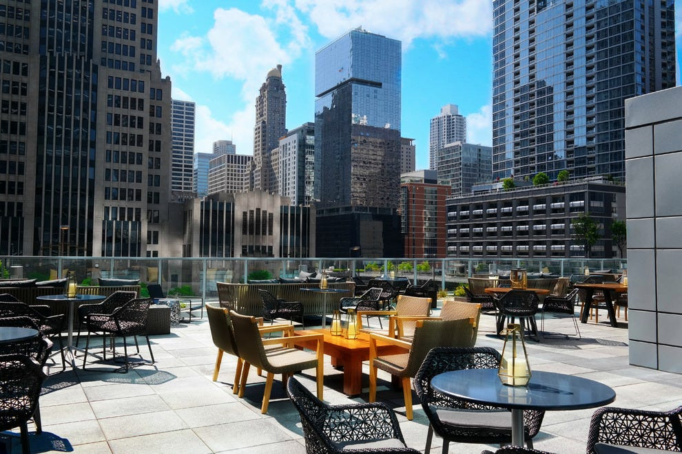Best new hotel winners 2015 10best readers 39 choice travel for New hotels in chicago