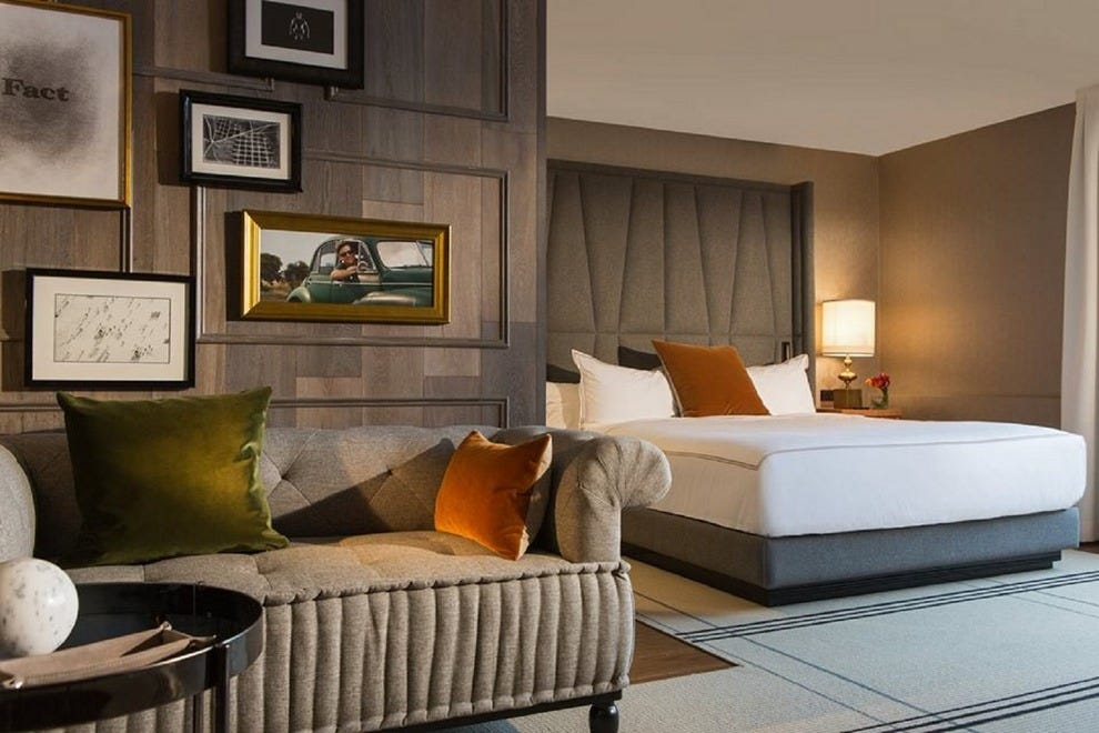 Kimpton's Mason and Rook Hotel is set to open in spring 2016