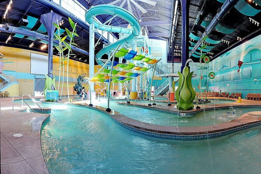 Abq Surf N Slide Waterpark Photo Courtesy Of Albuquerque Convention Visitors Bureau Hotel Cascada
