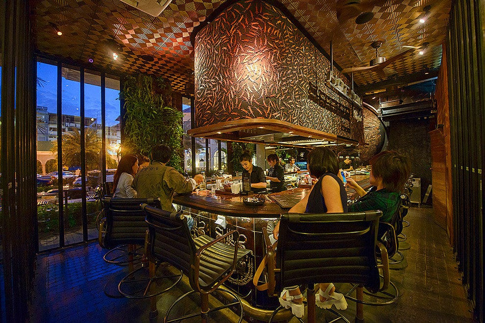 Hot Rod Bangkok Restaurants Review 10best Experts And