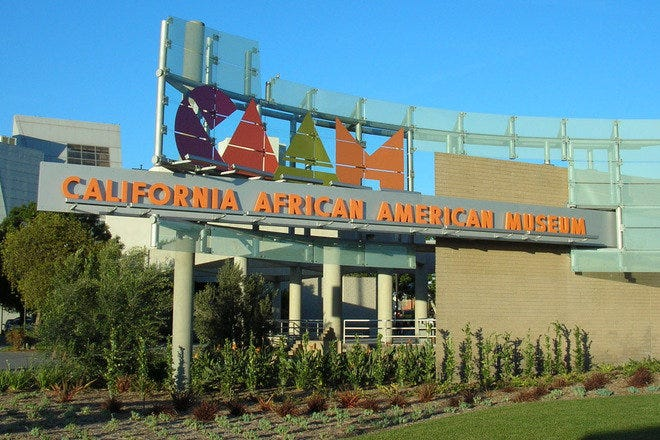 Photo courtesy of California African American Museum