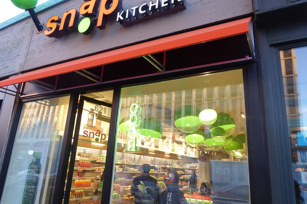 Snap Kitchen Paleo Vegan And Healthy Fast Food In Chicago Restaurants Article By