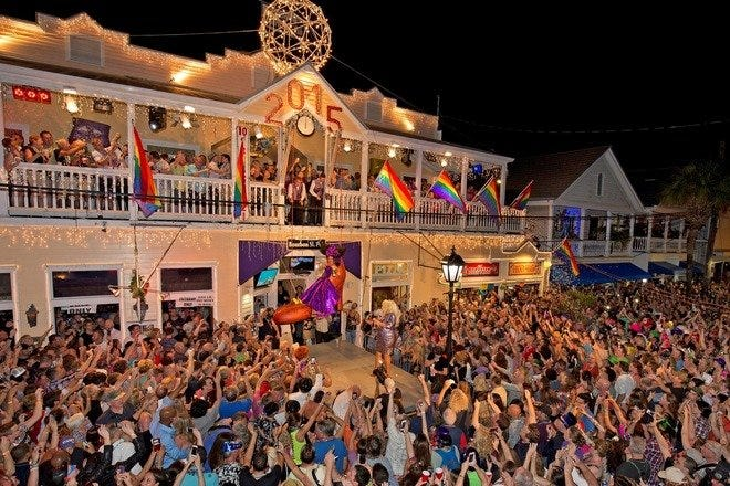 New Year S Eve Celebration Best Attractions In Key West