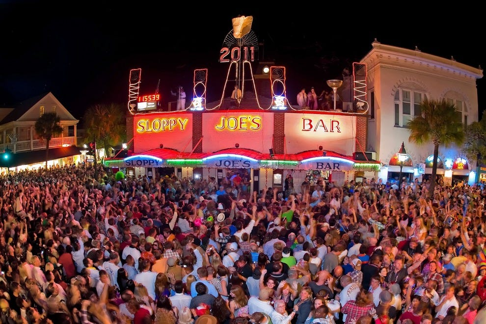 New Year's Eve Celebration: Key West Attractions Review ...
