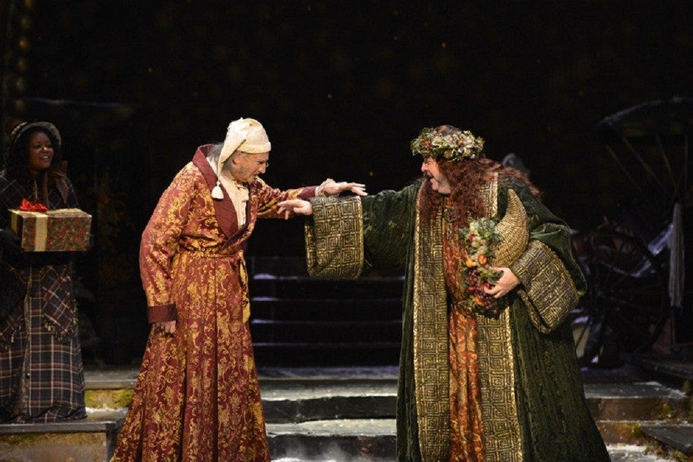 Alliance Theatre's A Christmas Carol