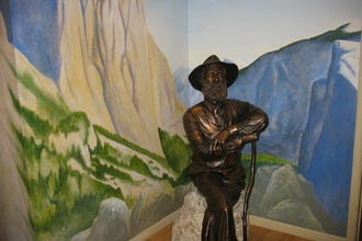 The Man With the Nature Plan: Visit John Muir National Historic Site