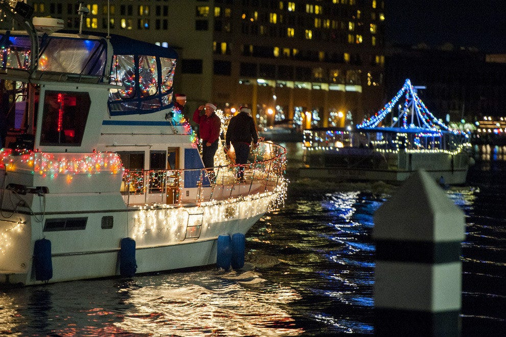 Christmas In Savannah Georgia 2019.Things To Do In December Attractions In Savannah
