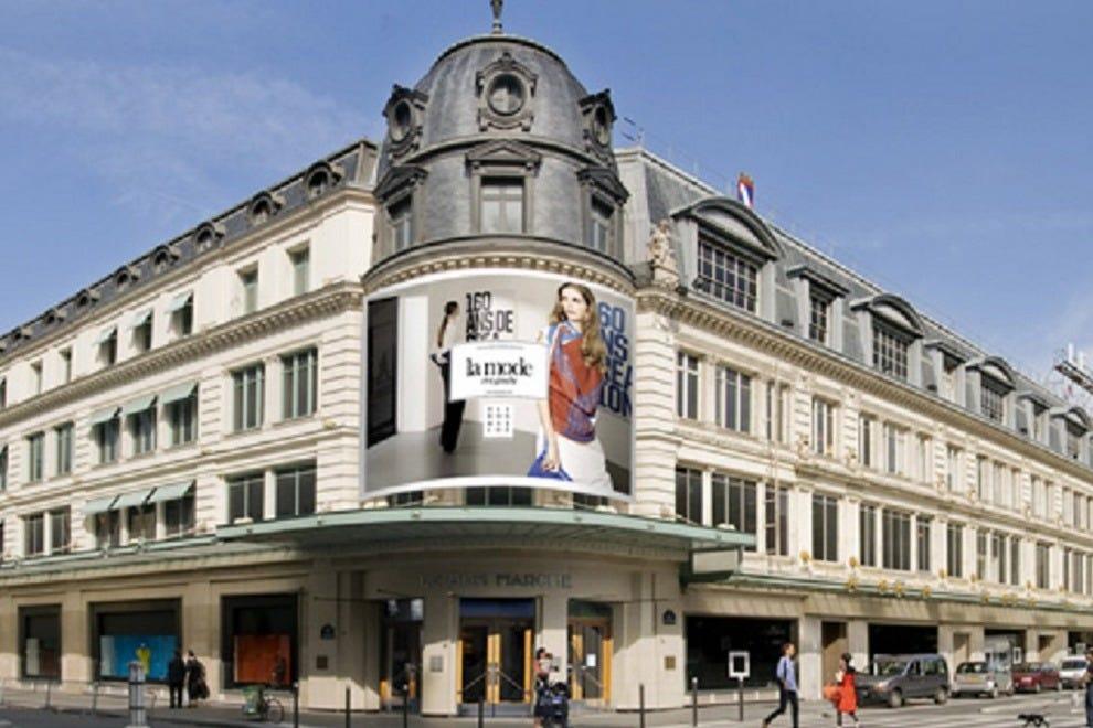 Le bon march paris shopping review 10best experts and tourist reviews - Le bon marche luminaires ...