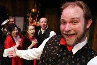 Charles Dickens' A Christmas Carol at The Shakespeare Tavern