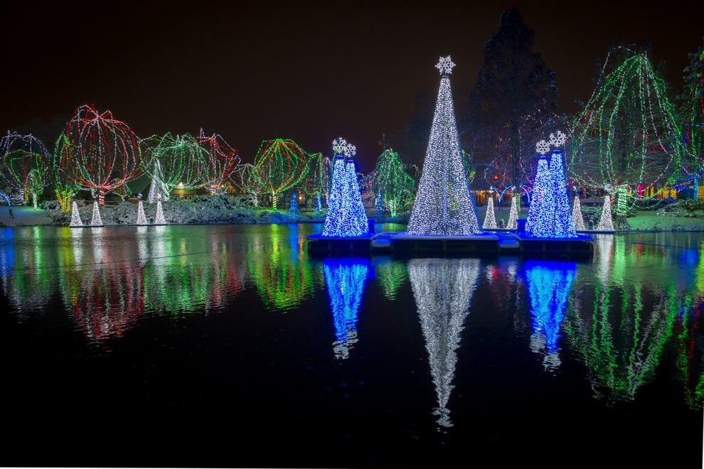 Columbus Zoo Christmas Lights