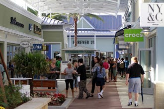 Bargain Hunters, Look No Further Than Tampa Premium Outlets