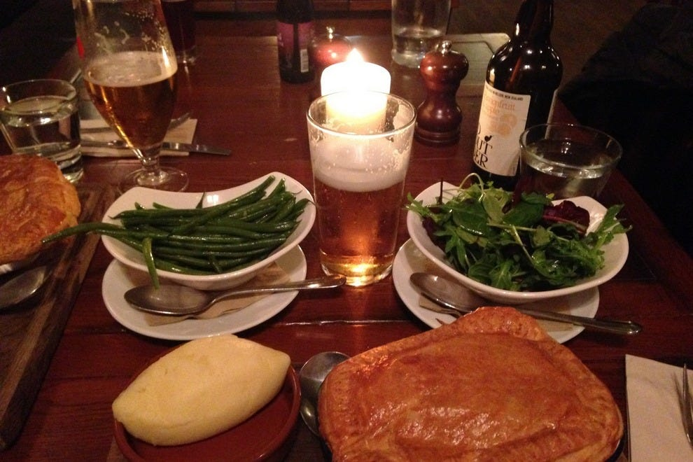 These days, pints and pies come in all shapes and forms, casual and posh