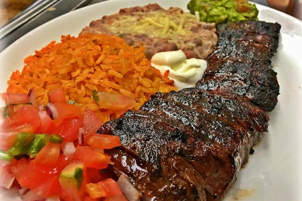 One of Anejo Cantina & Grill's luscious food offerings