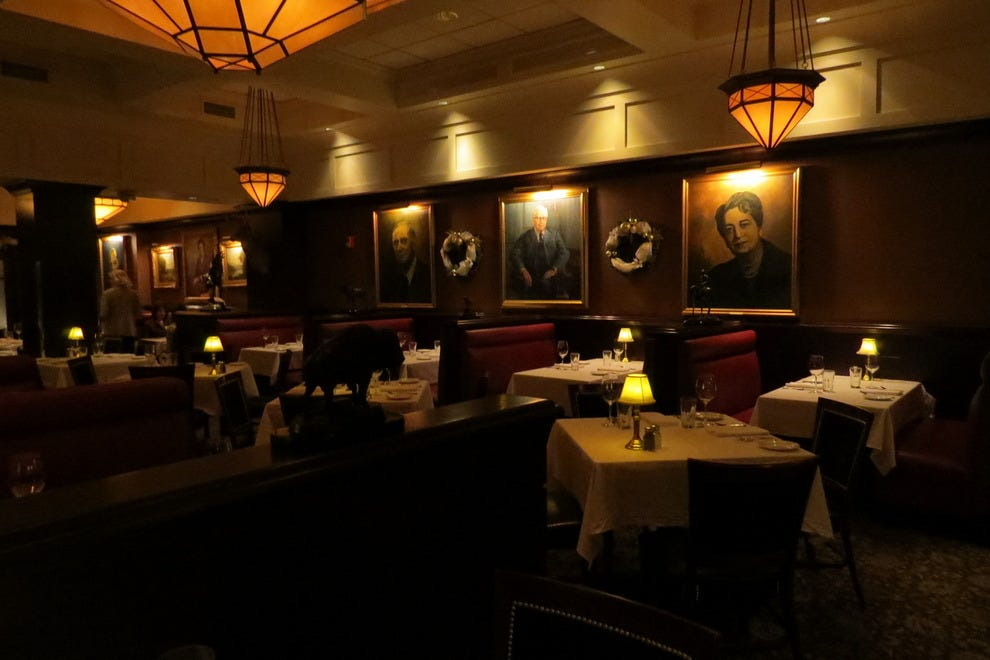 The capital grille kansas city restaurants review Places to eat in garden city ks