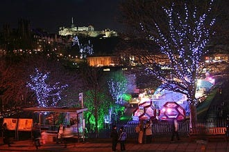 Get in the Festive Mood with Edinburgh's Holiday Attractions
