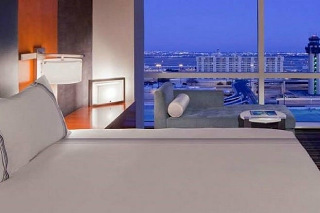 Airport Hotels in Dallas