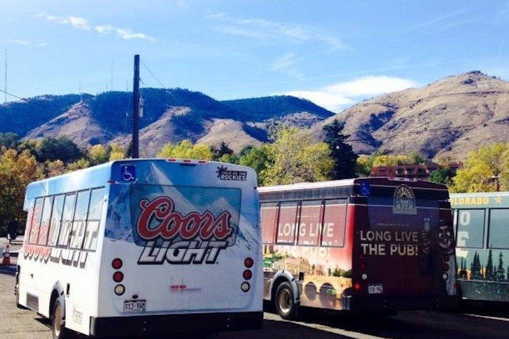 Coors啤酒之旅