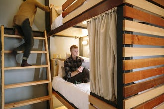 The Society Hotel: Affordable Lodging in Downtown Portland