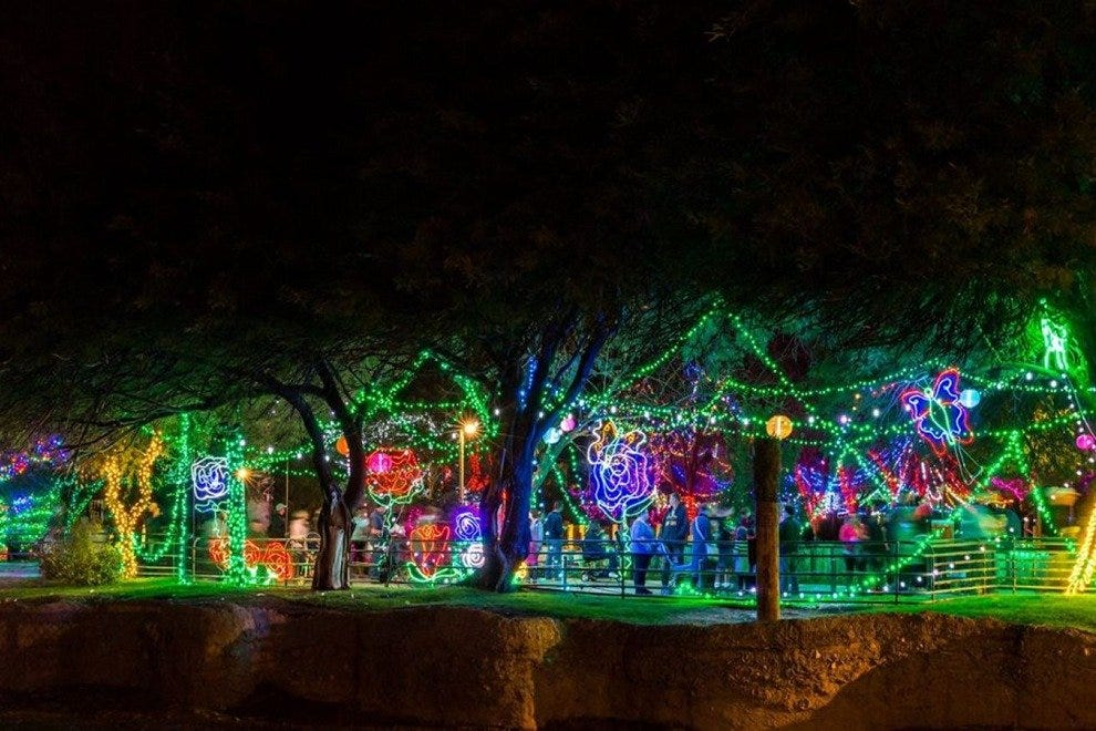 Zoo Lights at Reid Park Zoo - Zoo Lights At Reid Park Zoo: Tucson Attractions Review - 10Best