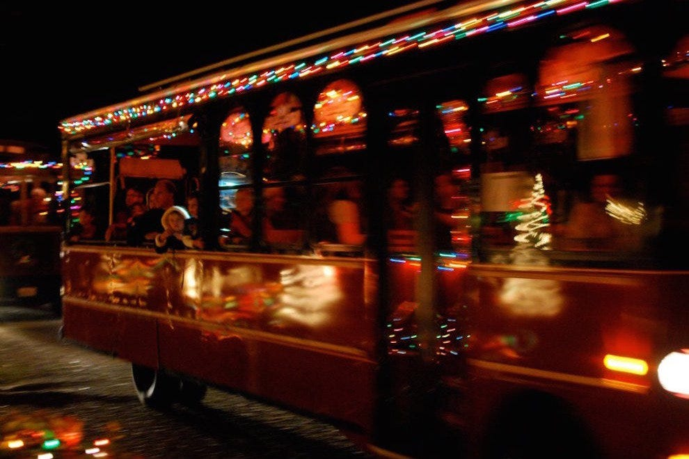 Santa Barbara Trolley