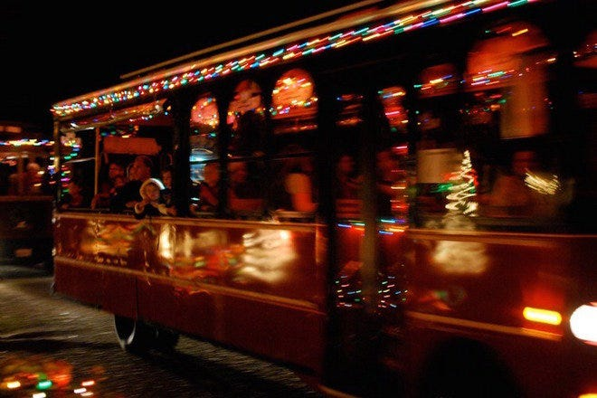 Holiday Attractions in Santa Barbara