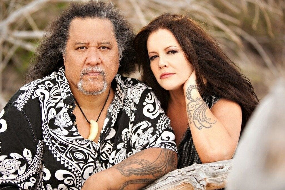 """The Amy Hanaialii & Willie K Holiday Show"""