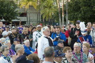 Pearl Harbor Memorial Anniversary Parade