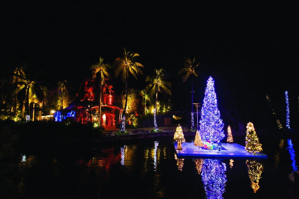 12 days of christmas at the polynesian cultural center - 12 Days Of Christmas Hawaiian Style